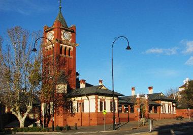 Wagga-Wagga-Court-House