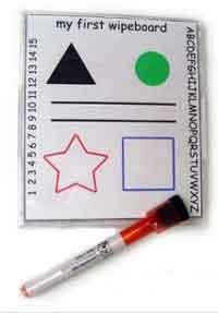 CD Case Wipeboard