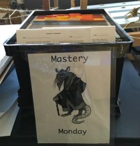 Mastery Monday