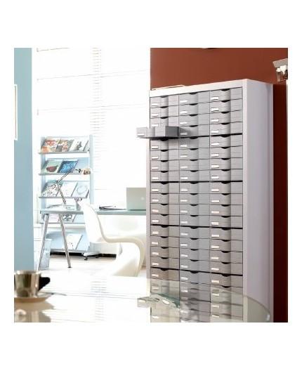 meuble de bureau a tiroirs