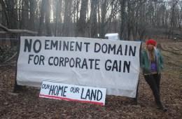 constitution pipeline protest
