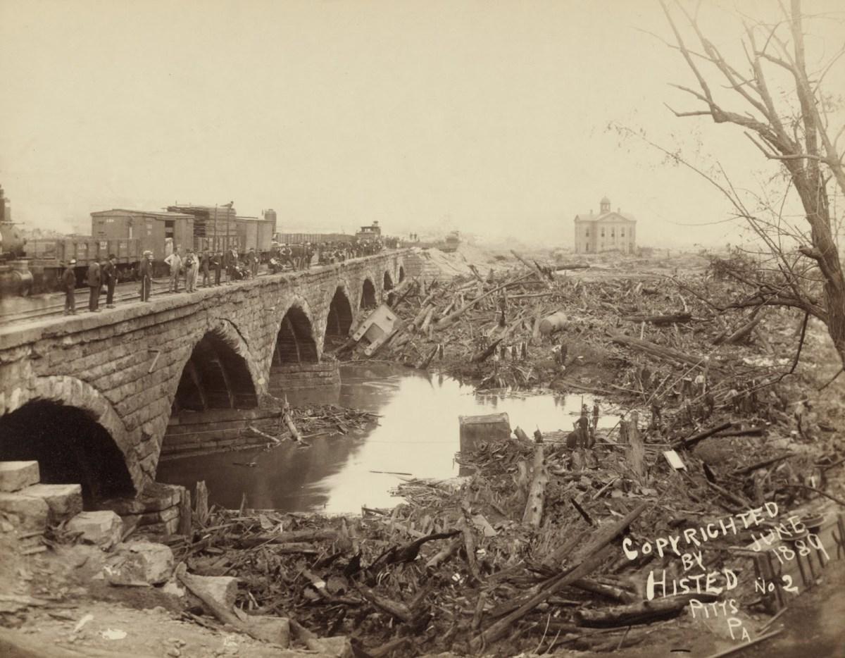 Johnstown Flood Sonebridge