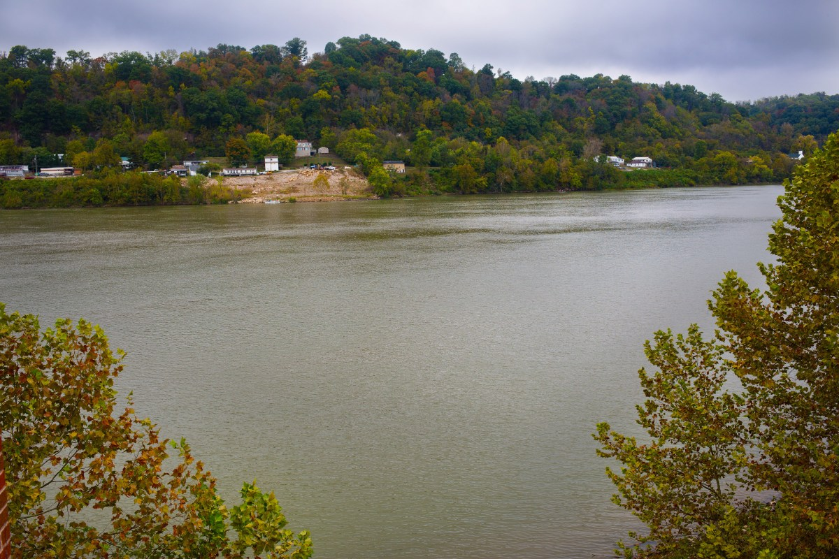 IN PHOTOS: Life on the Ohio River - The Allegheny Front