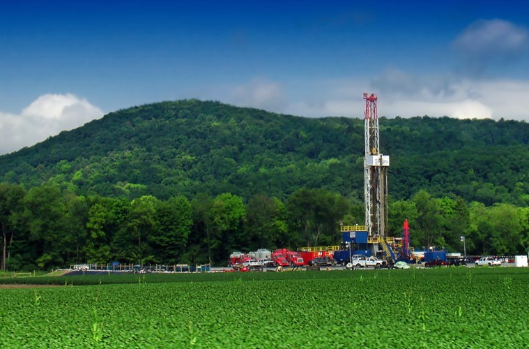 Pennsylvania's Gas Fields Ramp up for More Drilling in 2018