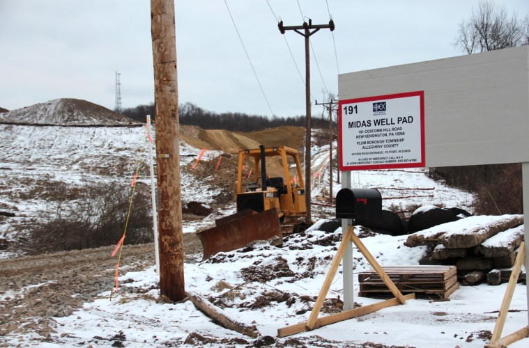 Pittsburgh Suburbs Decide as Fracking Comes Near: Welcome it