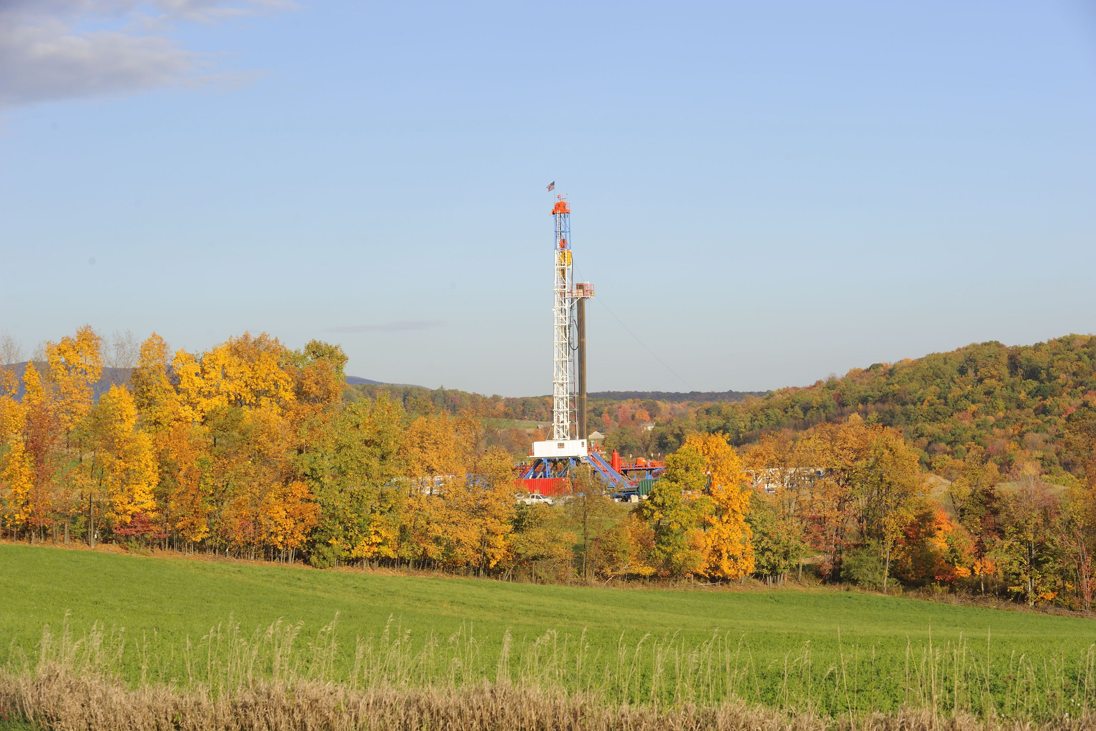 Johns Hopkins Researcher Ban Fracking In Pa The Allegheny Front