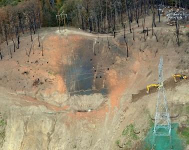 Revolution pipeline explosion
