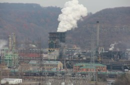 The Clairton Coke Works