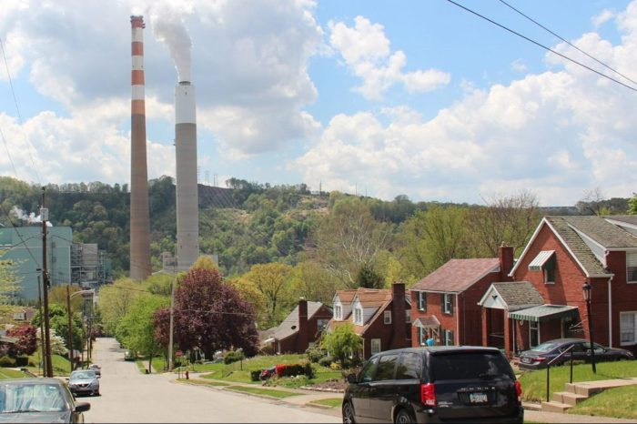 Cheswick Generating Station coal-fired power plant
