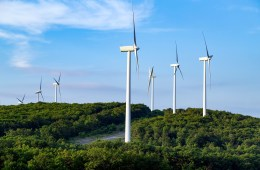 Wind Turbines in West Virginia