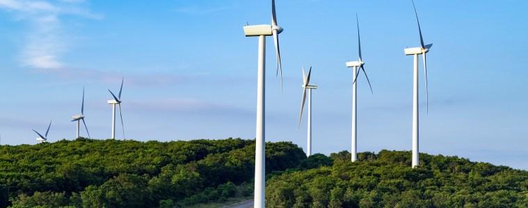 Wind Turbines in West Virginia
