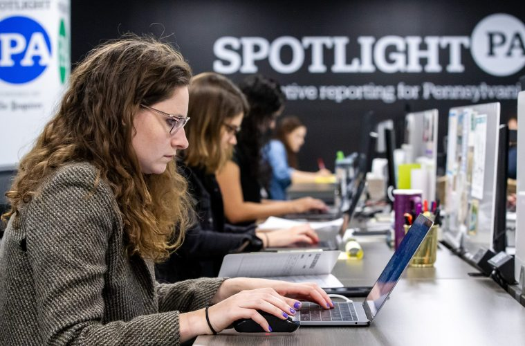Spotlight PA