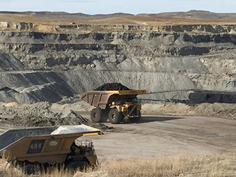 Wyoming's Eagle Butte mine