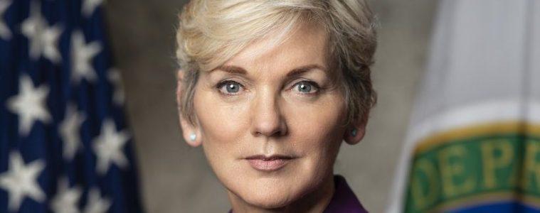 Energy Secretary Jennifer Granholm