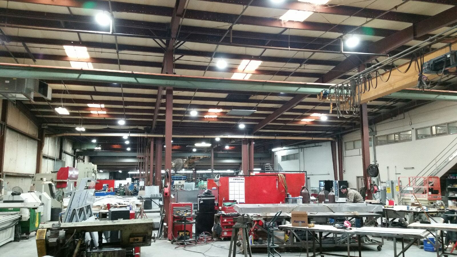 commercial lighting services kansas