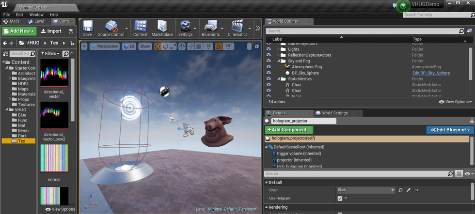 A houdini film vfx artists introduction to game vfx in unreal unreal engine houdinivhug1 malvernweather Gallery