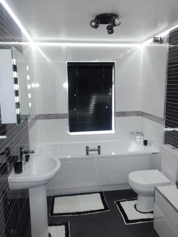 Led lights for bathroom floors. marge led strip led floor lights ...