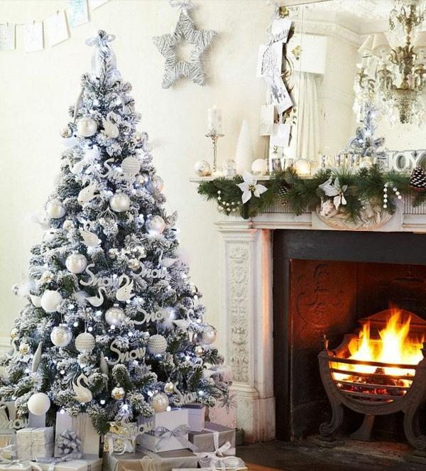 bilder geschm ckter weihnachtsbaum bilder19. Black Bedroom Furniture Sets. Home Design Ideas