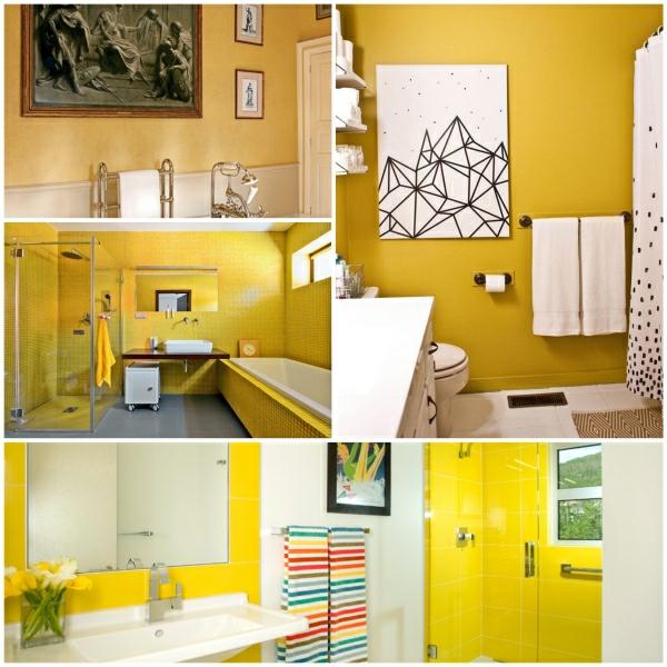 Bathroom Decor Colors
