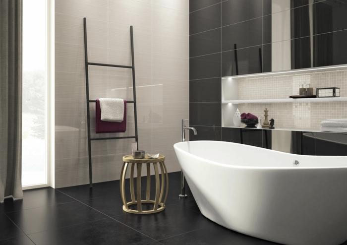 carrelage salle de bain sol