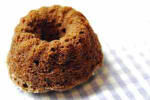 Mini Gugelhupf mit Schoko und Kokos Rezept