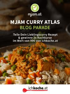 mjam curry Blogparade