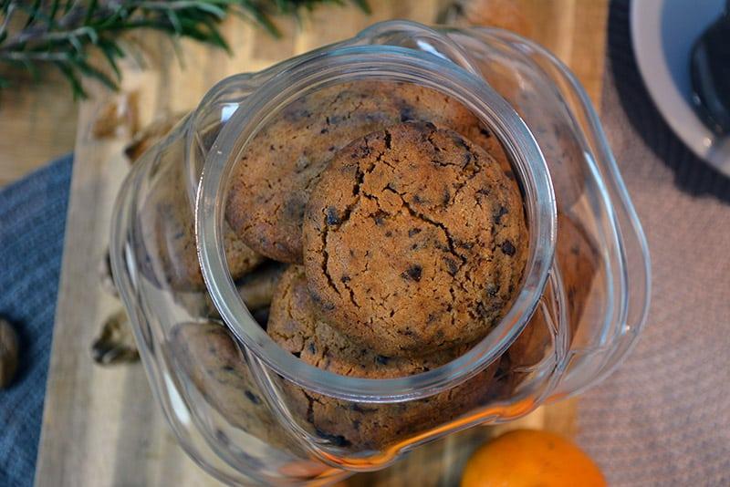 Schnelles Rezept für Chocolate Chip Cookies