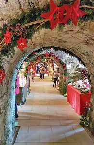 Weihnachtsmarkt Kufstein in den Kasematten