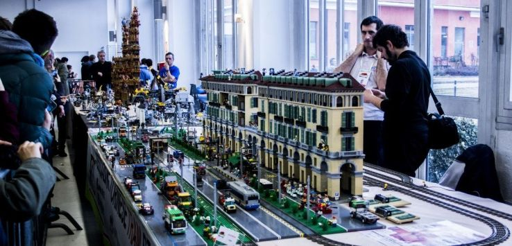 Mostra Lego - Torino