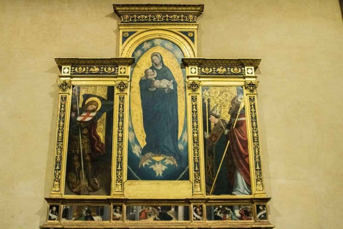Sacra trittico