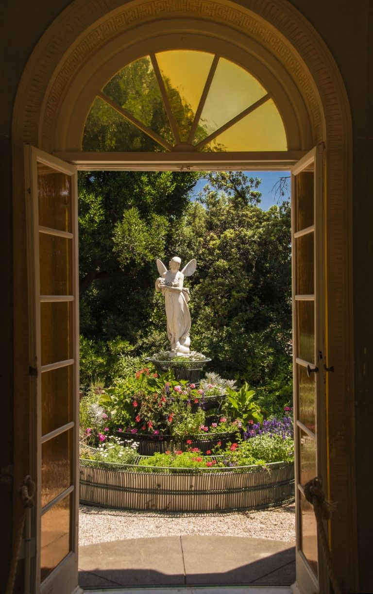 Giardini di Flora a Villa Durazzo Pallavicini