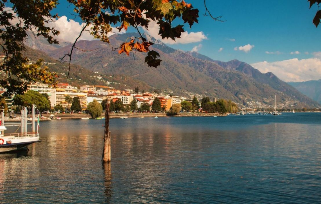 Locarno sul Lago Maggiore