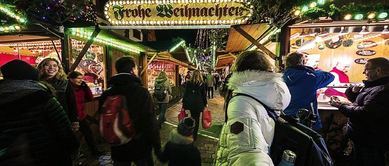 Friburgo mercatini di Natale