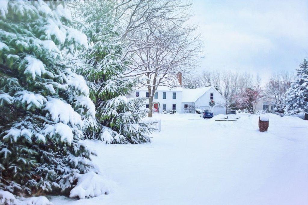 natale con la neve