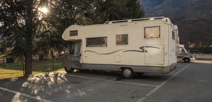 area camper Chatillon
