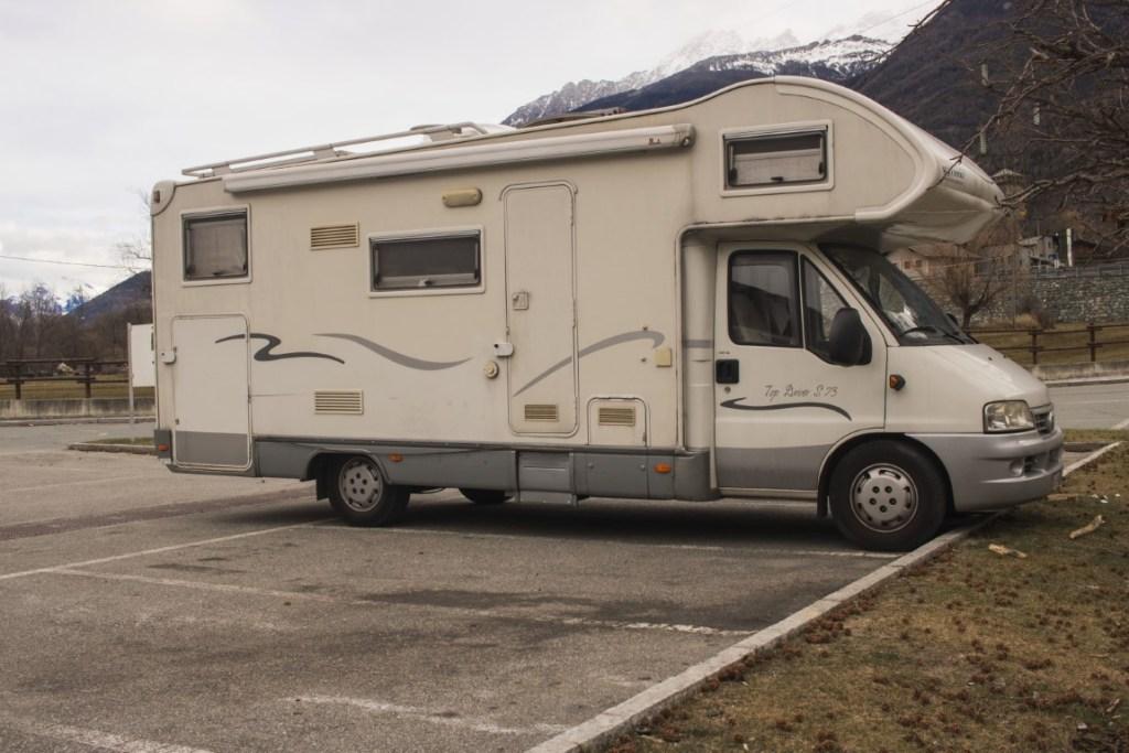 Area camper Fenis