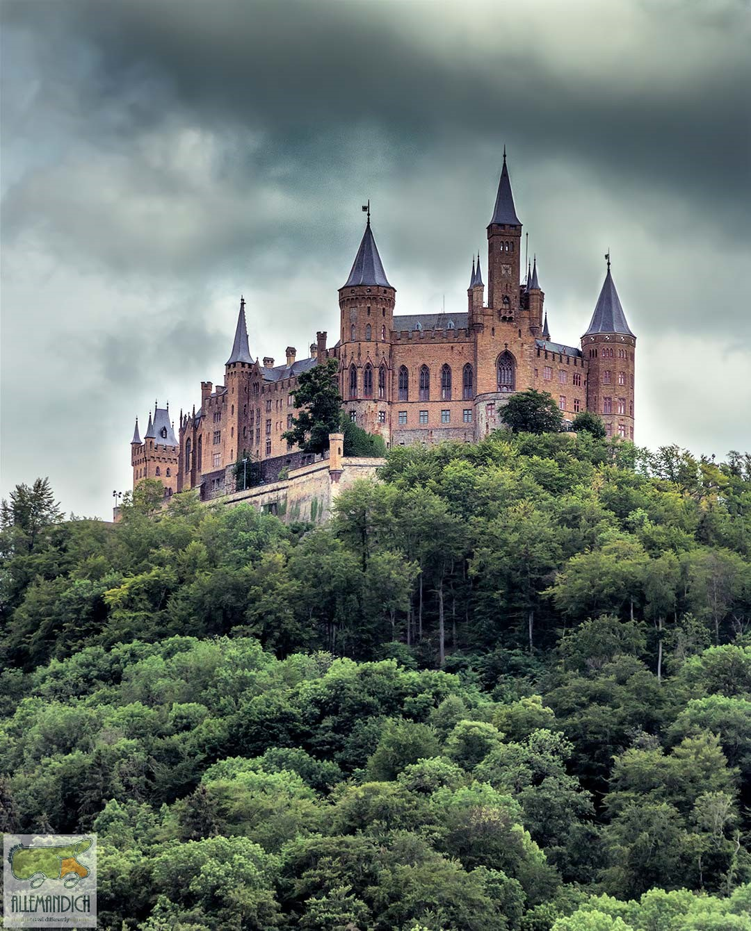 Castello Hohenzollern