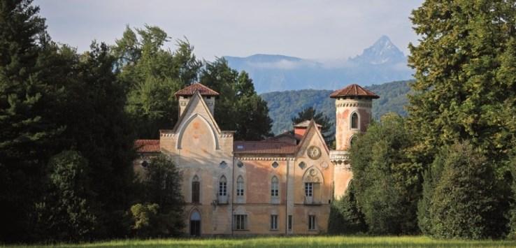 agosto al castello di Miradolo