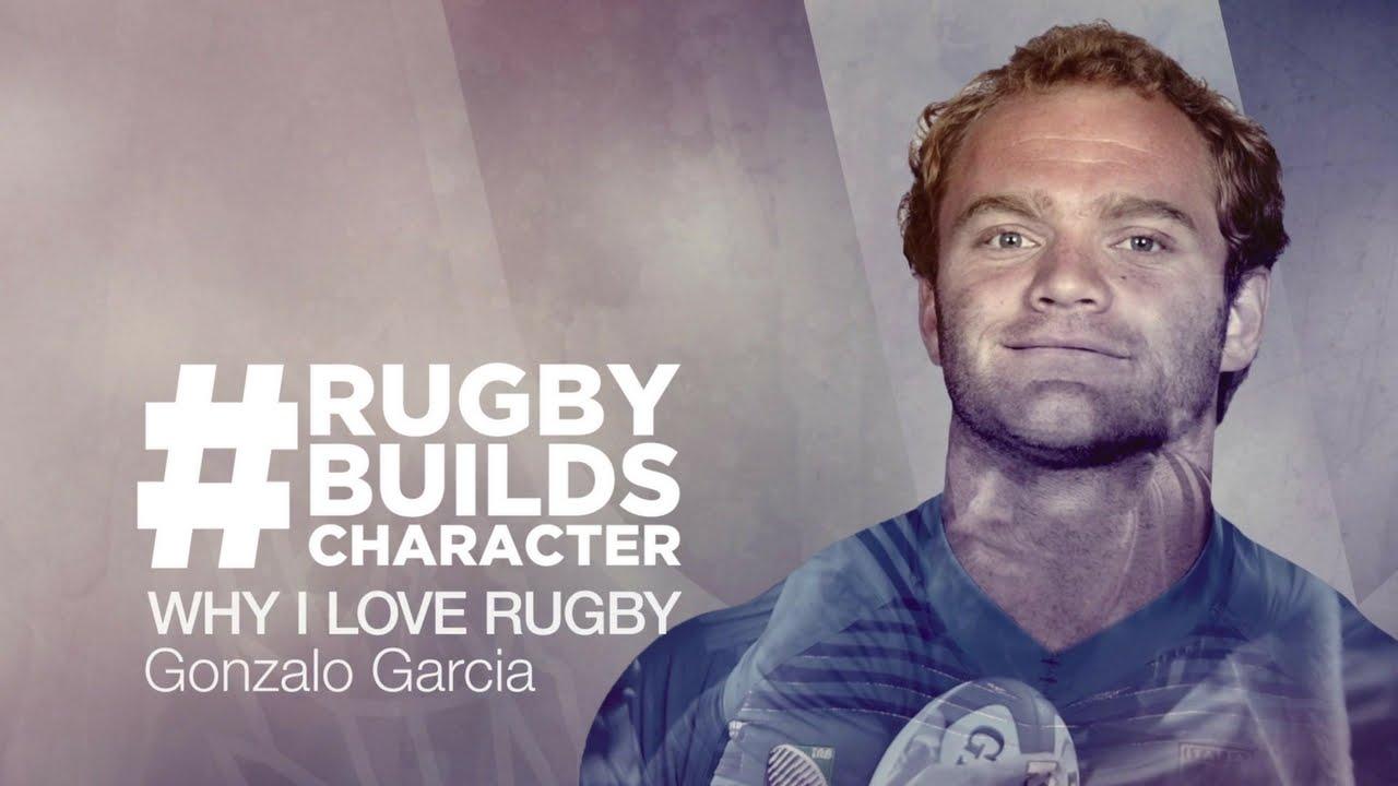 Spirito del rugby: Gonzalo Carcia