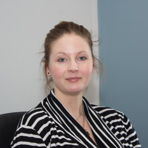 Maria Stockdale MA MSc