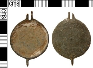 An 11th to 12th century mirror case (from Hinds 2010)