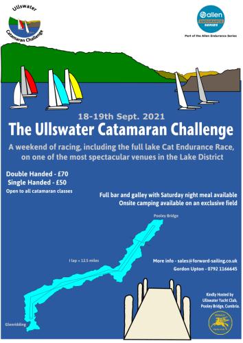 Ullswater Cat Open Flyer