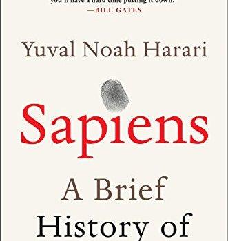 #1 Book Summary: Sapiens, by Yuval Noah Harari