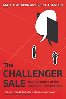 #1 Book Summary: The Challenger Sale, by Matthew Dixon and Brent Adamson