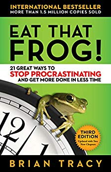 Eat That Frog! Book Summary, by Brian Tracy