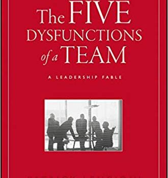 #1 Book Summary: The Five Dysfunctions of a Team, by Patrick M. Lencioni