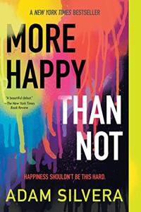 More Happy Than Not Book Summary, by Adam Silvera