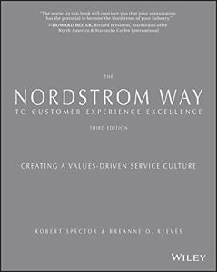 The Nordstrom Way Book Summary, by Robert Spector, Patrick D. McCarthy