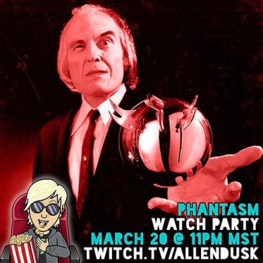 Phantasm Watch Party
