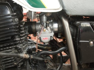 XT225 Serrow VM28 Carb